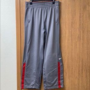 Gray Nike Sweat Pants